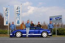 Novo recorde alcançado com pneus Continental