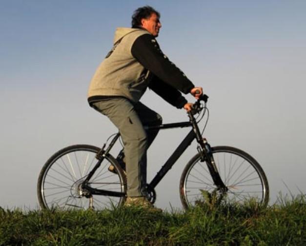 Bicicleta, amiga do Meio Ambiente e da boa forma física