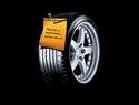 Alta tecnologia em vez de pneu sobresselente